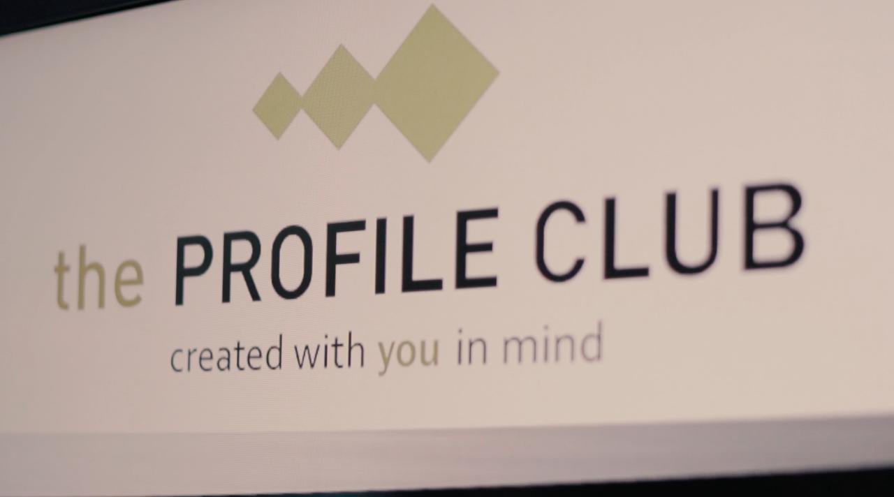 the profile club
