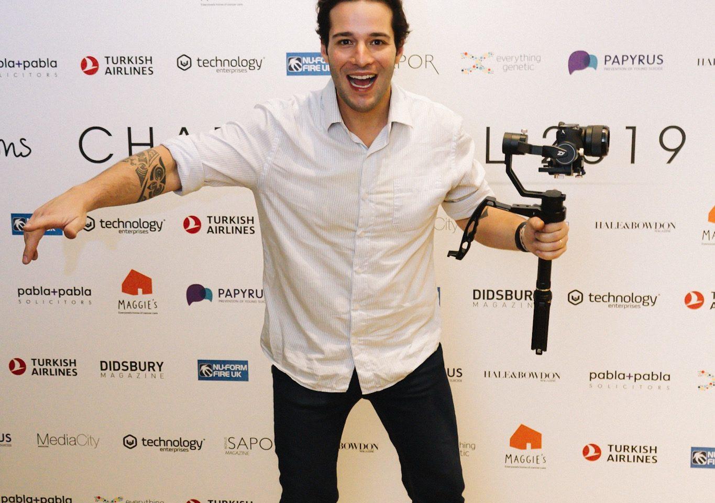 rafael de amorim videographer manchester