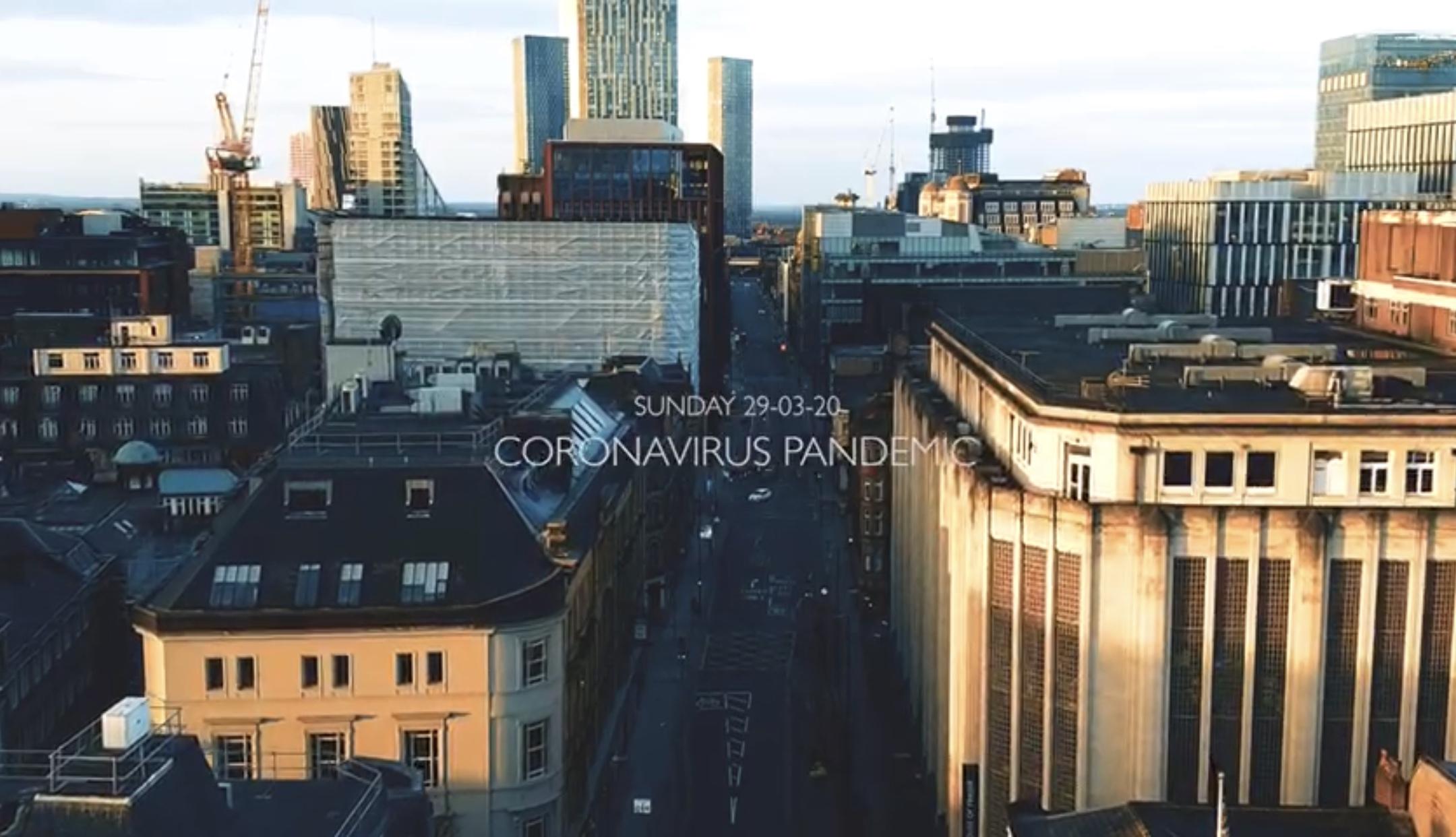 Short Film Coronavirus Pandemic UK